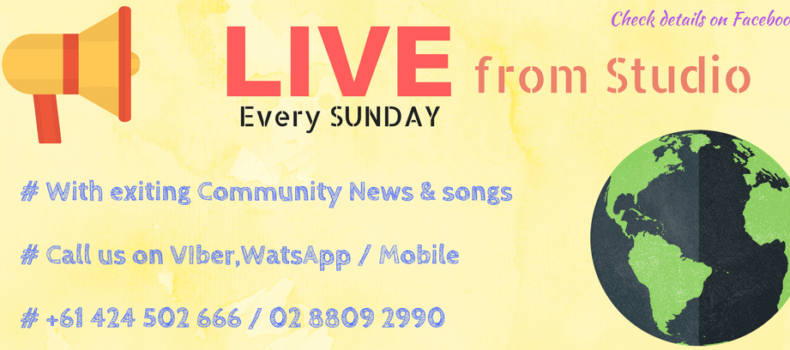 Live on Sunday