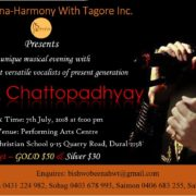Musical Evening with Sounak Chattopadhyay || Sydney