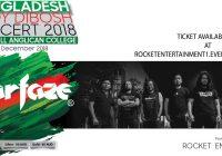 Bijoy Dibosh Concert – Warfaze || Brisbane