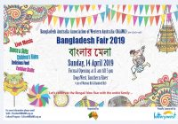 BAAWA Bangladesh Fair 2019 || Perth