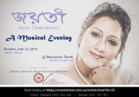 Jayati – A Musical evening || Melbourne