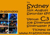 Chandrabindoo in Sydney