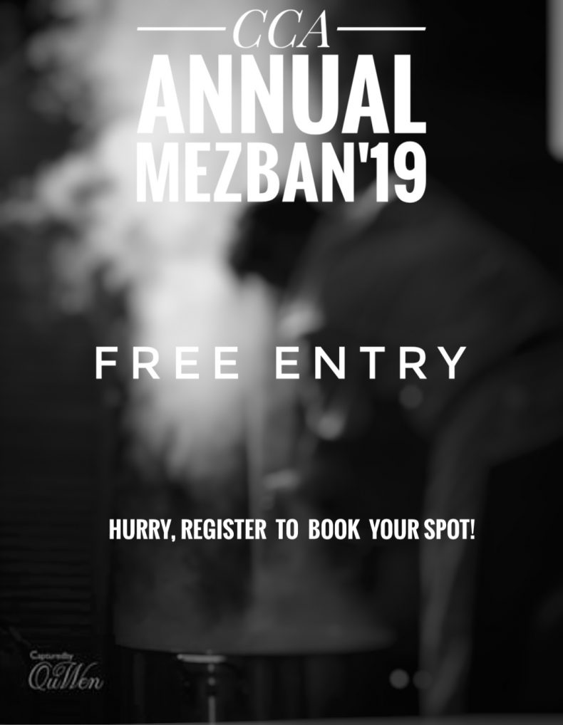 CCA Annual Mezban || Sydney